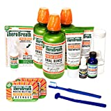 Conquer Bad Breath - This kit is a great way to get your mouth feeling as clean at home as when you leave the dentist. It has enough supplies for about two months of clean fresh breath.    Fight The Real Problem The real problem with bad breath is th...
