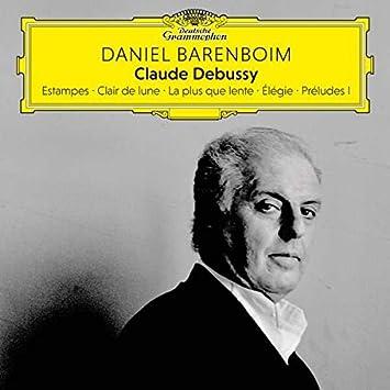 amazon claude debussy daniel barenboim 室内楽 器楽曲 音楽