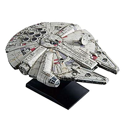 Bandai Hobby Vehicle Model Millennium Falcon (Empire Strikes Back Ver.) ''Star Wars''