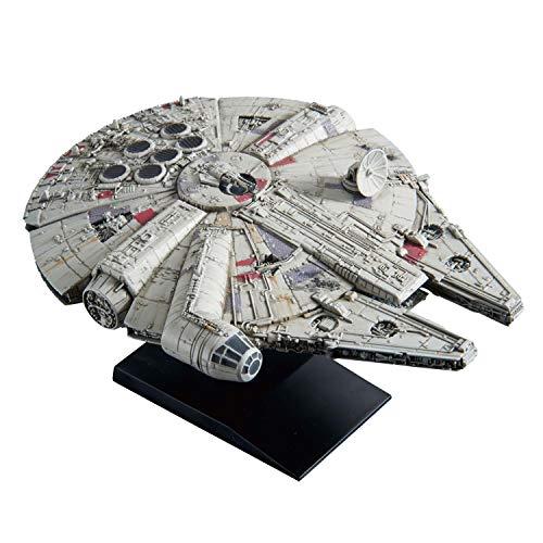 (Bandai Hobby Vehicle Model Millennium Falcon (Empire Strikes Back Ver.) ''Star Wars'' )