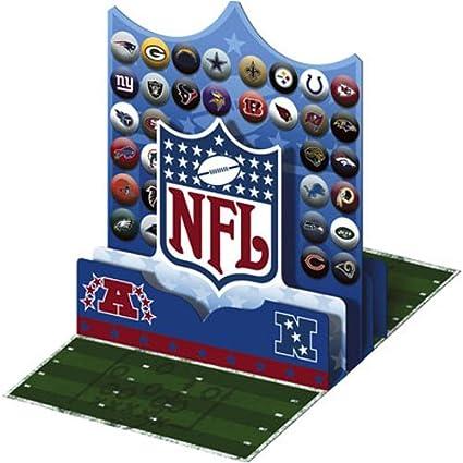 Amazon.com: NFL fútbol Cuadro Centerpiece – NFL fútbol ...