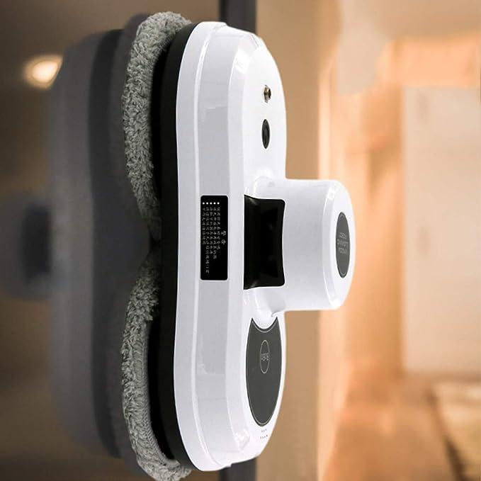 f/ür High Floor K/üche Dusche Automatische Fensterreinigungs-Roboter intelligente elektrische Fensterputzer mit Fernbedienung /& APP-Anschluss-System 3 Intelligente Reinigung Wegen /& Vakuumadsorptions