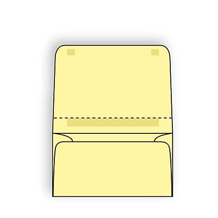 Amazon com : Open Side Dual Purpose Mailer Envelopes, 4-1/4