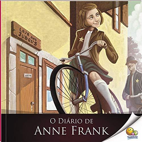 Diario De Anne Frank O Suelen Katerine A Santos 3 9788537634110 Books