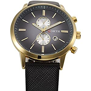 Relojes de Hombre Male Mens Watches Fashion Casual