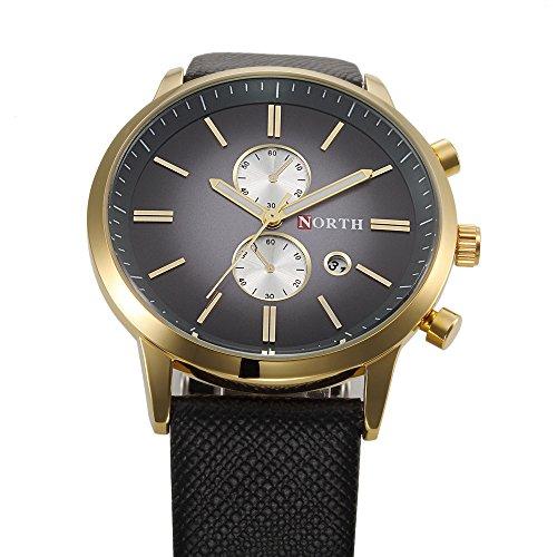 Amazon.com: Relojes de Hombre De Moda 2018 Male Mens Watches Fashion Casual RE0086: Watches