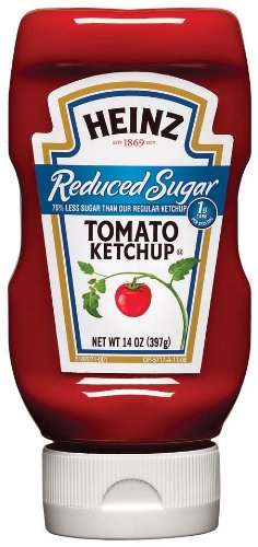 Heinz Tomato Ketchup - Reduced Sugar, 14-Ounce Bottles for sale  Delivered anywhere in USA