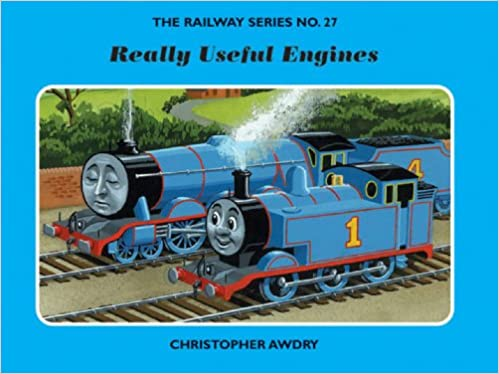 The Railway Series No  27 : Really Useful Engines (Classic