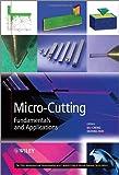 Micro Cutting, Dehong Huo, 0470972874