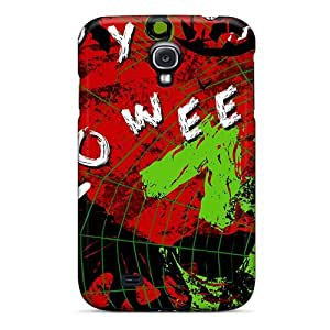 For Galaxy Case, High Quality Happy October Halloween For Galaxy S4 Cover Cases wangjiang maoyi