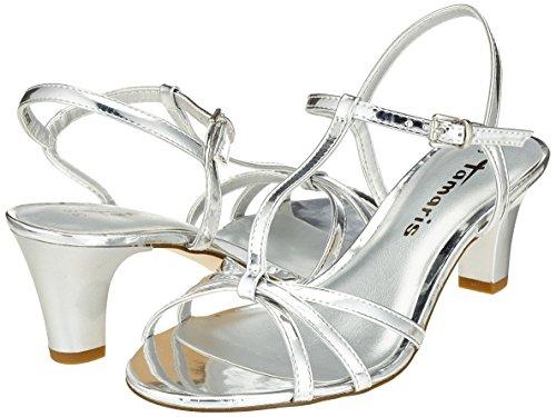 silver Salomés 28329 Argent Femme Tamaris wHCIqP
