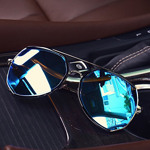 Gafas zhenghao Gafas Gafas Xue De De Y Blue Sol Pink Royal Sol De Sol F5xxqwd