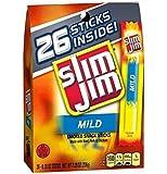 Slim Jim Mild Smoked Snack Stick, 7.28 Oz