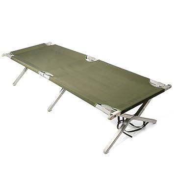 Amazon | 実物 米軍 フォールディングコット(折り畳み野戦ベッド