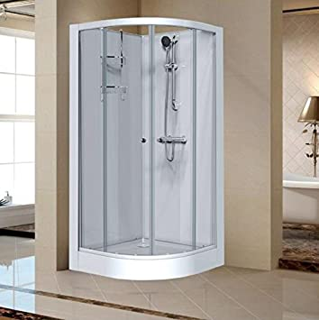 cabine de douche leda izi glass