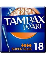 Tampax Pearl Super Tampons Applicator
