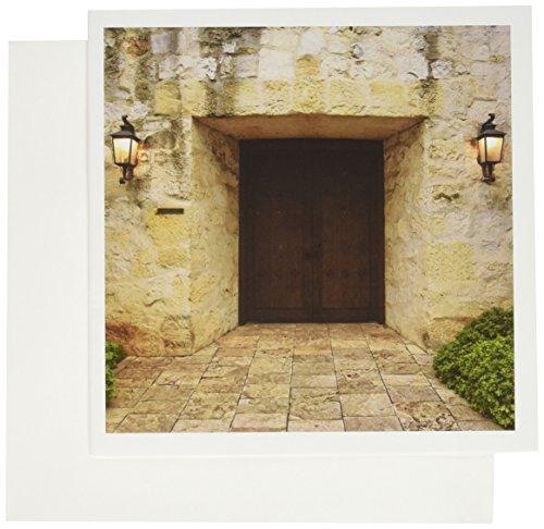 3dRose Texas, San Antonio. The Alamo - US44 MDE0072 - Michael DeFreitas - Greeting Cards, 6 x 6 inches, set of 6 (gc_94498_1)