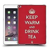 Head Case Designs Keep Warm British Pride Soft Gel Case for Apple iPad Air 2