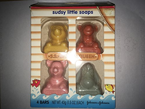 (Pooh & Pal Sudsy Little Soaps)