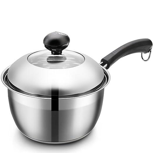 yongliang cocina suministros 304 Acero inoxidable cazo de ...