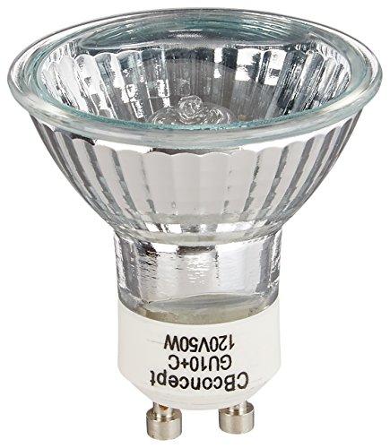 CBconcept 1XGU10120V50W 120 volt 36 Degree 50 watt product image