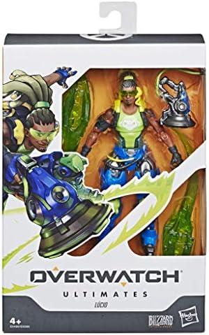 Overwatch- Ultimates Lucio (Hasbro E6488ES0): Amazon.es: Juguetes y juegos