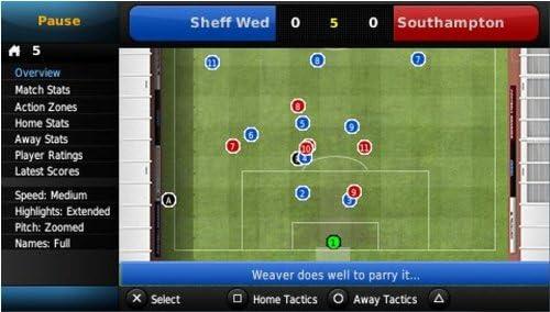 Football Manager 2012 (Sony PSP) [Import UK]: Amazon.es: Videojuegos