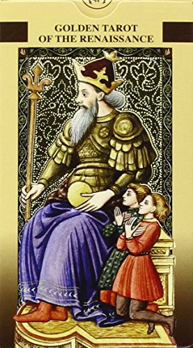 Golden Tarot Of The Renaissance: Estensi Tarot (English