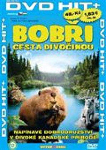 Bobri - Cesta divocinou (Mèche Blanche, les aventures du petit castor (White Tuft, the Little Beaver)) [paper sleeve] ()