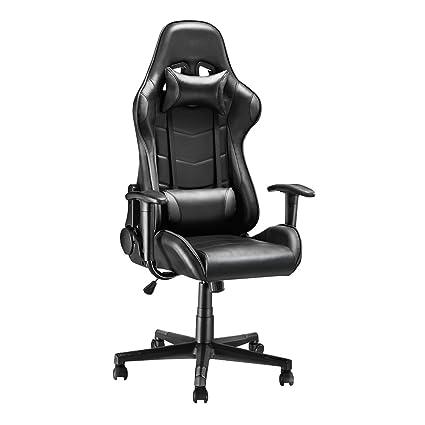 Chaise Bureau de de Gamer Autofamily RotativeChaise 80kXONnwP