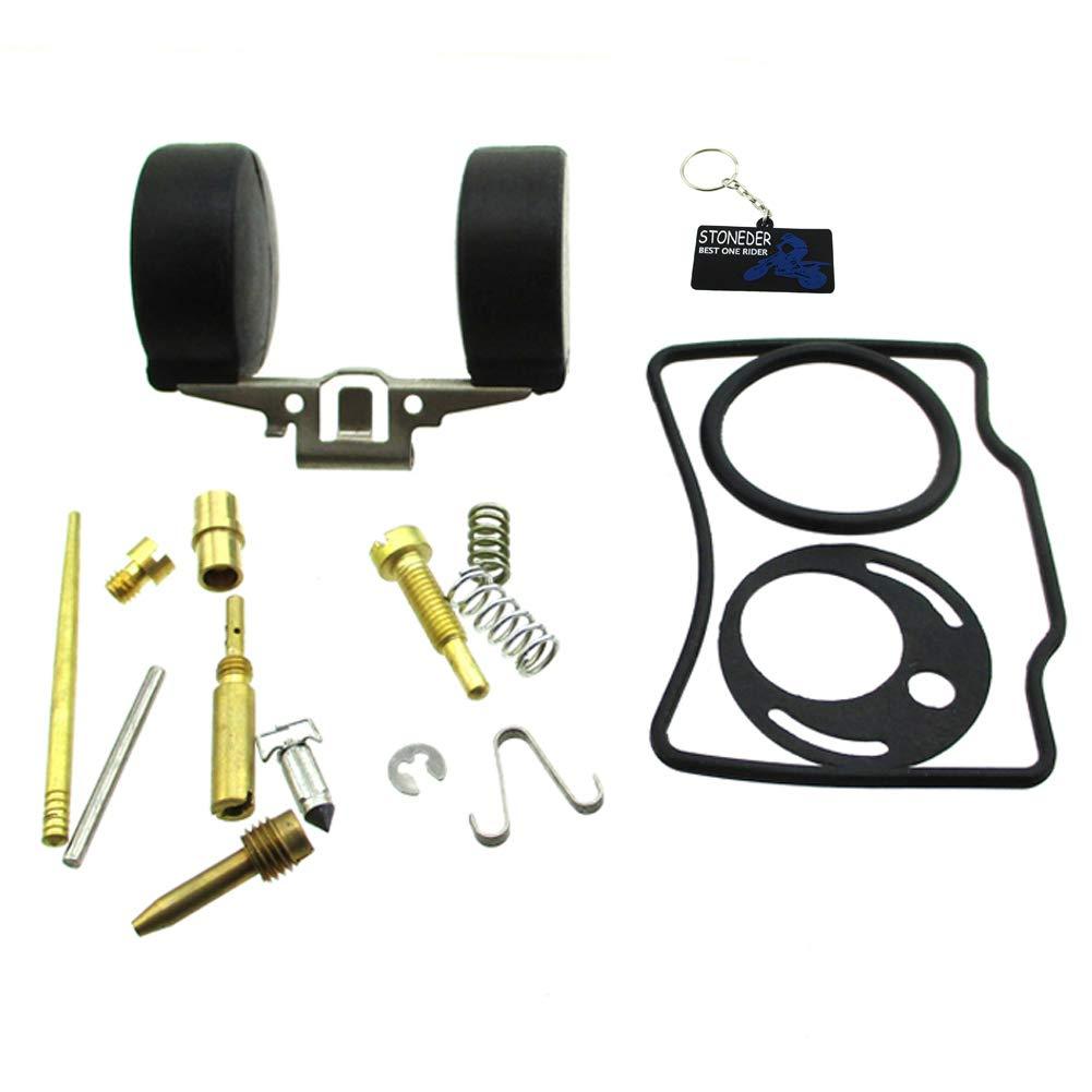 STONEDER PZ20 20 mm carburatore carb riparazione rebuild kit per ATV Dirt Jcl Roketa Baja serbatoio