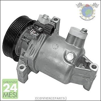 Crq Compresor Aire Acondicionado SIDAT Nissan Juke Gasolina 201: Amazon.es: Coche y moto
