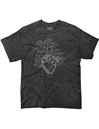 Sprouting Heart Shirt   Spirit Animal ZEN Garden Mystic Truth T-Shirt Tee
