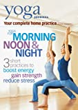 Yoga Journal: Yoga for Morning, Noon & Night with Jason Crandell [Import]