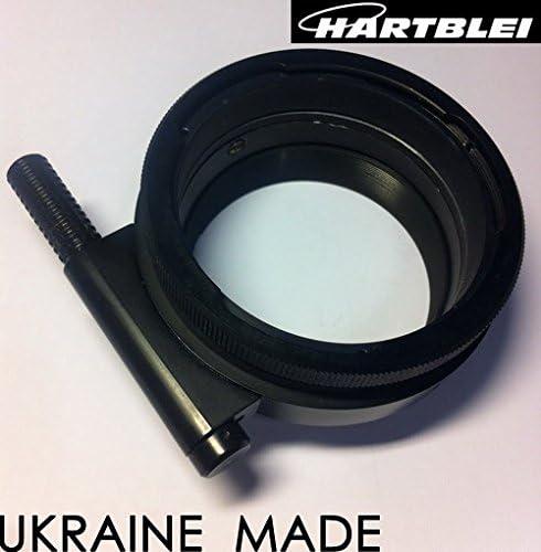 Hartblei Pentacon Six 6 P6 Kiev 60 88CM Lens to Pentax 645 Adapter with Tilt 6/°