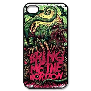 Metalcore Style Band Bring Me The Horizon Poster Series Back Case for Iphone 4 And 4s