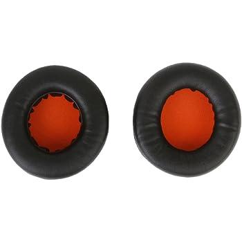 Generic 1 Pair Replacement Ear Pads Cushion For Kraken Game Headphone 90mm