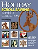 Holiday Scroll Sawing Pattern Collection (Scroll Saw Woodworking & Crafts)