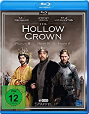 The Hollow Crown - Staffel 1  [Blu-ray]