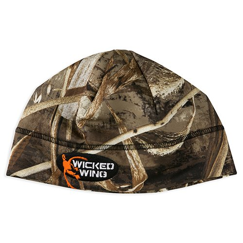 Browning 30837376 Wicked Wing Beanie, Realtree Max - Wing Wicked
