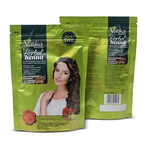 Amazon Com Vatika Nat Henna Bakhoor 200gm Beauty