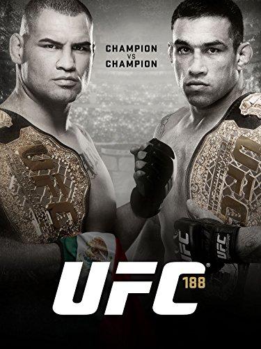 UFC 188: Velasquez vs. Werdum (Best Of Cain Velasquez)