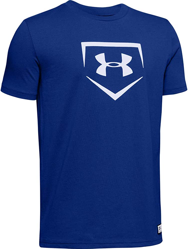 Under Armour Boys' Il Graphic Plate
