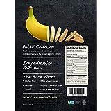 bare Snacks Baked Banana Chips, Simply Banana, 2.7oz