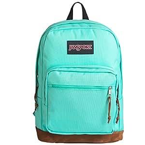 aefc89b758fb Amazon.com  JanSport Right Pack Backpack Aqua