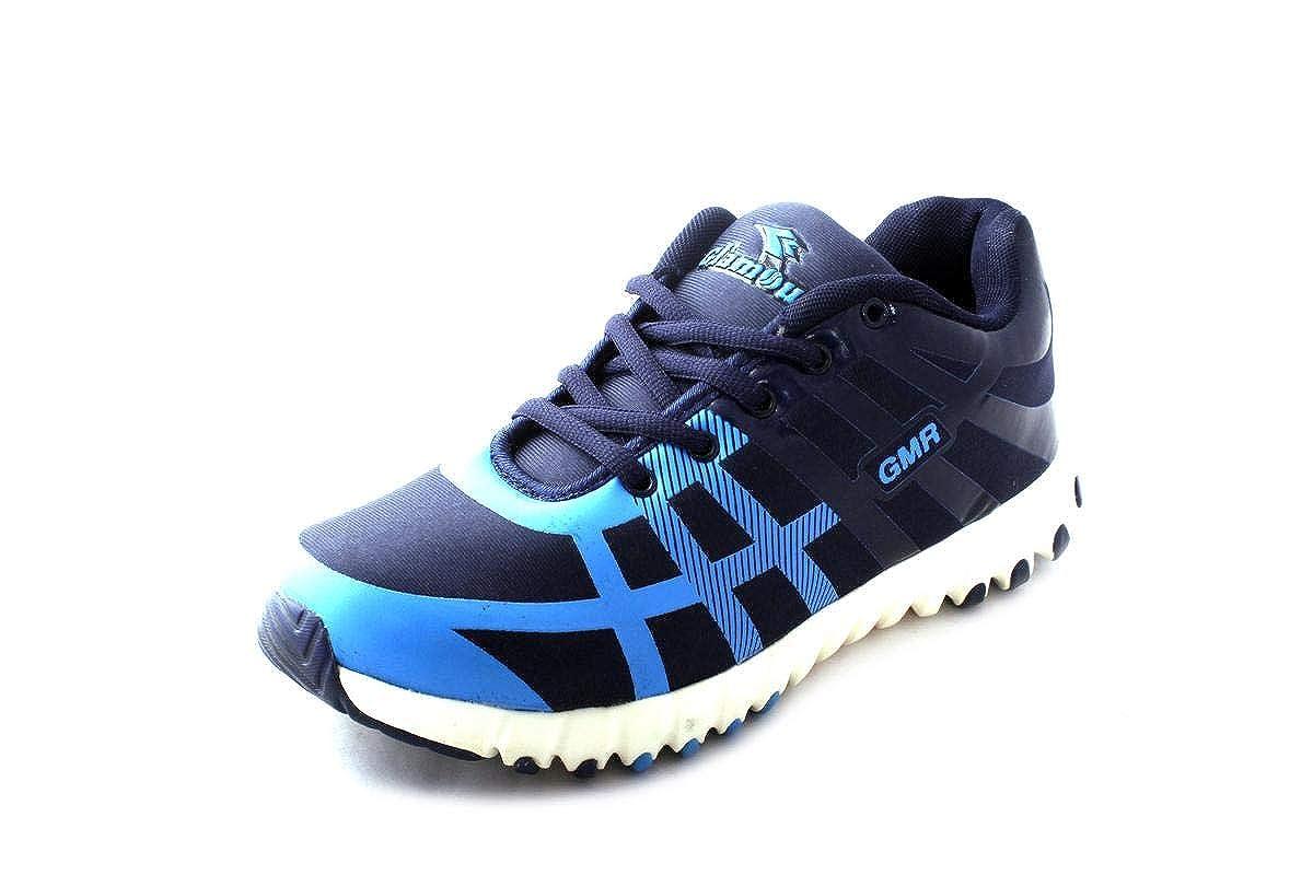 Glamour GMR Blue Running Shoes for Men