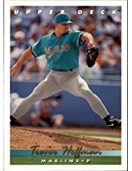 1993 Upper Deck Baseball Card #773 Trevor Hoffman