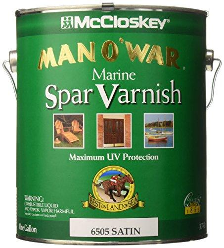 MCCLOSKEY 6505 Voc Mow Spar -
