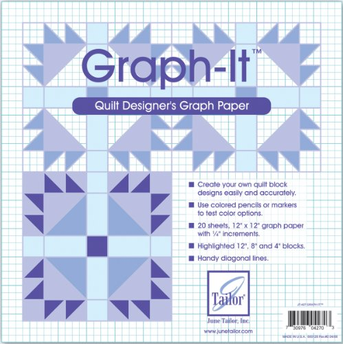 June Tailor Graph 12 Inch Package product image