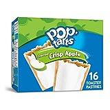 Pop Tarts Exclusive Frosted Crisp Apple 16 Count